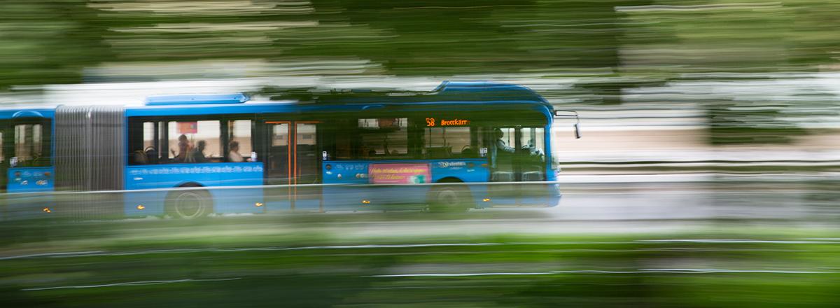 Enkat hur klarar du dig utan buss