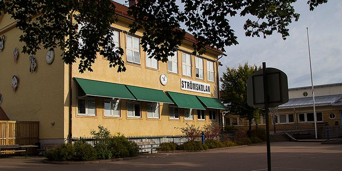 Kinna, Nktergalens frskola - Marks kommun